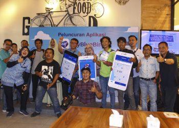 Peluncuran My Blue Bird di Padang, Sabtu 3 Februari 2018. Foto : Istimewa