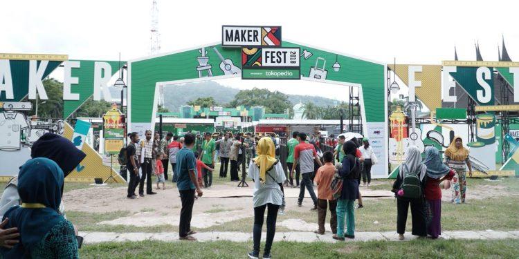 Makerfest 2018.