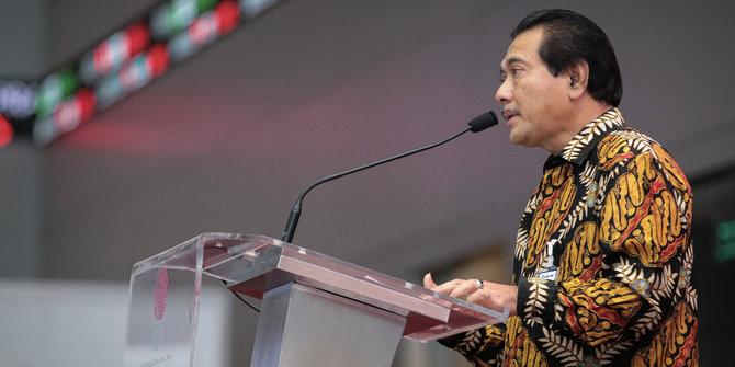 Mantan Direktur Utama BRI, Suprajarto. Foto : Internet