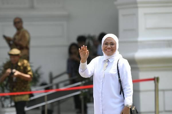 Menteri Ketenagakerjaan RI Ida Fauziah. Foto : Internet