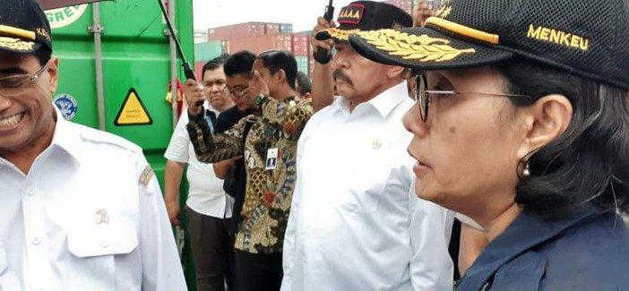 Menteri Keuangan Republik Indonesia Sri Mulyani. Foto : CNBC Indonesia