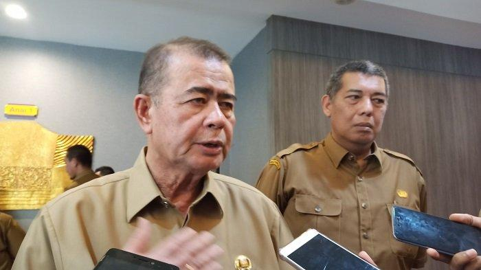 Wakil Gubernur Sumatera Barat Nasrul Abit. Foto : Interet