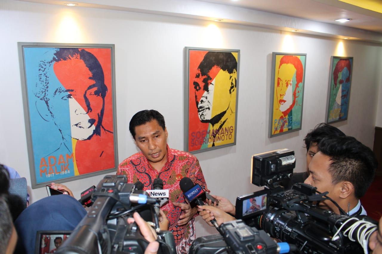 Komisioner Komisi Informasi Pusat Cecep Suryadi. Foto : Istimewa