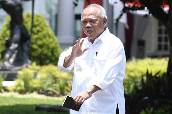 Menteri PUPR RI, Basuki Hadimuljono. Foto: Internet