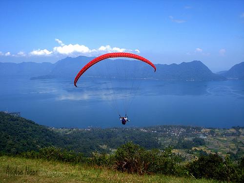 Puncak Lawang Kabupaten Agam. Foto : Internet